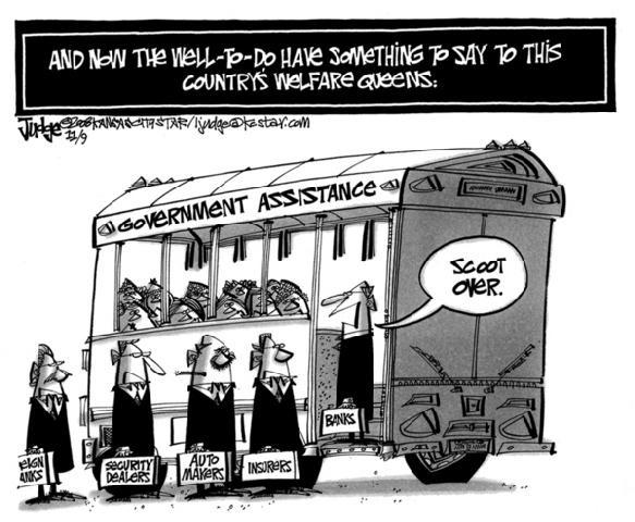 welfare queens