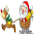 Finding Santa (compass) icon