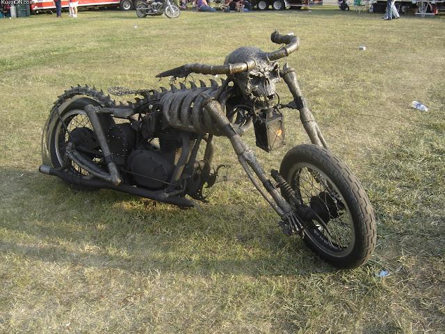 Midagi erinevat, ehk siis omapärased siklid - Page 4 Halloween_bike