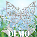 Diamond Butterflies DEMO icon
