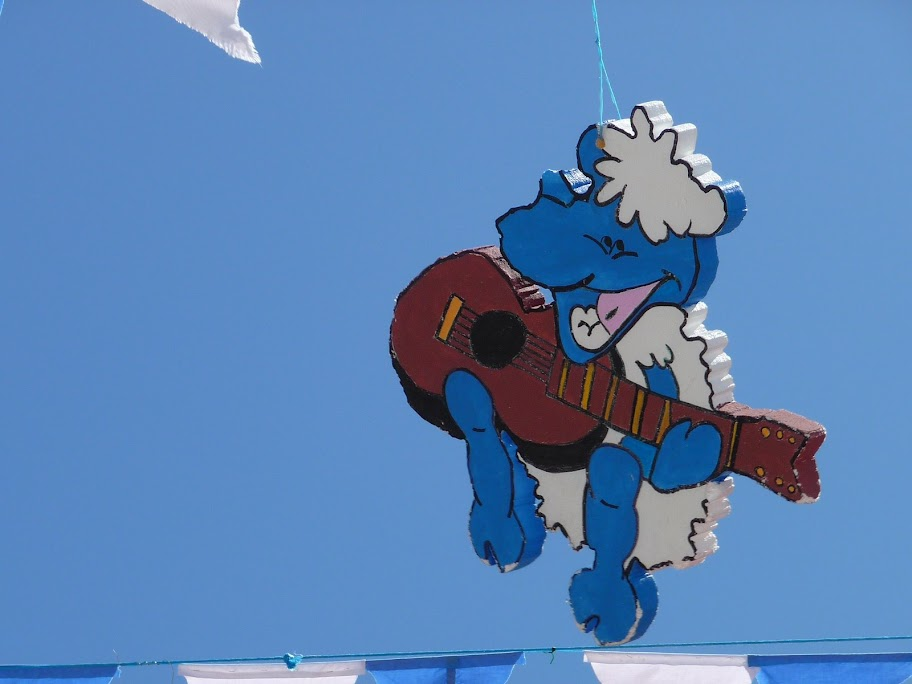 Fête du Bleu Saint Nizier, vercors
