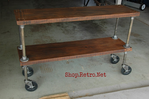Superieur 308 Vintage Industrial Shelf40