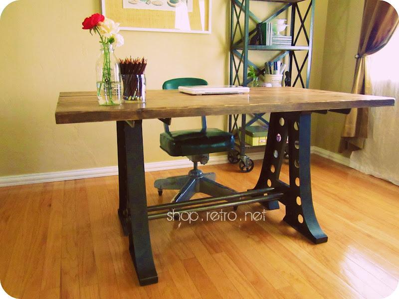 desk | Vintage Industrial Furniture