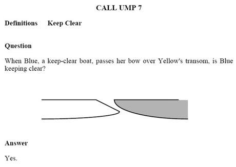 CALL UMP 7