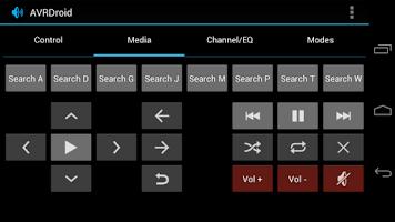 Screenshot of AVRDroid
