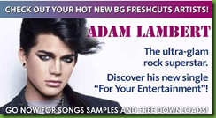 Adam Lambert Free Downloads image