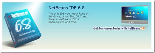 NetBeans-IDE-6.8