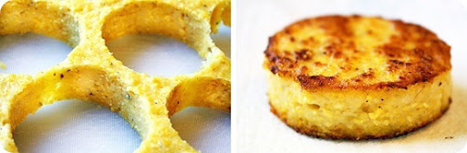 Recipes for polenta cakes