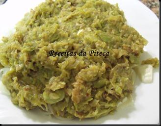 Chow mein exótico de legumes e queijo 8
