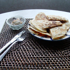 Scout's Black Bean Quesadillas
