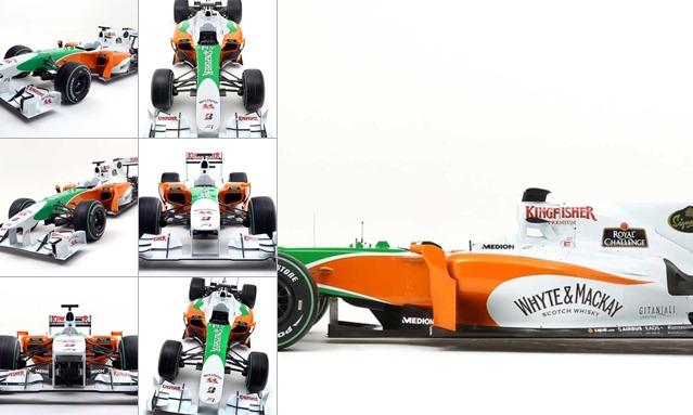 Ver Force India VJM03