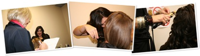 View Hair makeover