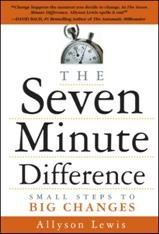 seven minute difference book