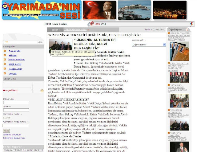 Yar�mada Gazetesi Haber Kayna�� ve Detay� i�in l�tfen T�klay�n�z!