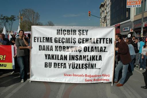 Milyonlarca Alevi Kadıköy'de 'Ayrımcılığa Karşı Eşit Yurttaşlık Hakkı' mitinginde buluştu