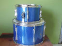 DB tenor drum Drumband