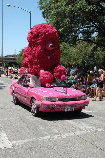 Poodle Car