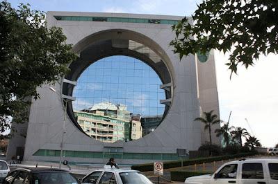 Calakmul building a.k.a La Lavadora a.k.a The Washing Mashine (Mexico, Mexico)