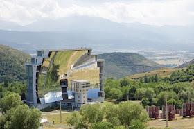 Solar Furnace (Odeillo, France)