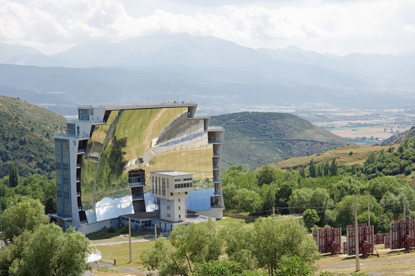 Solar Furnace (Odeillo, France)