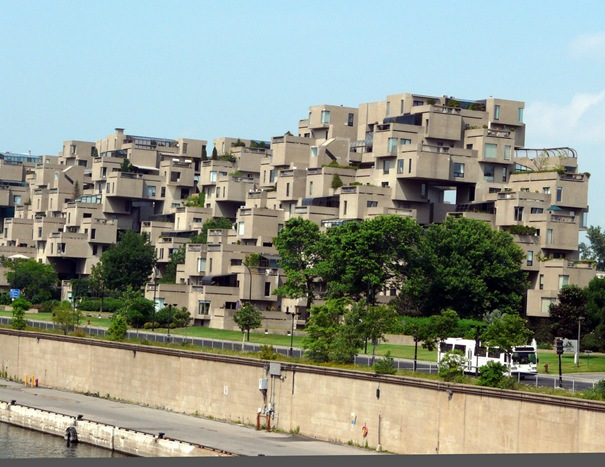 Habitat 67 (Montreal, Canada)