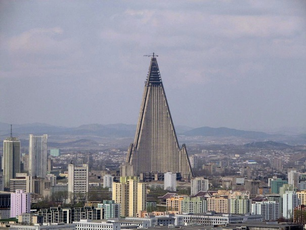 Ryugyong Hotel (Pyongyang, North Korea)