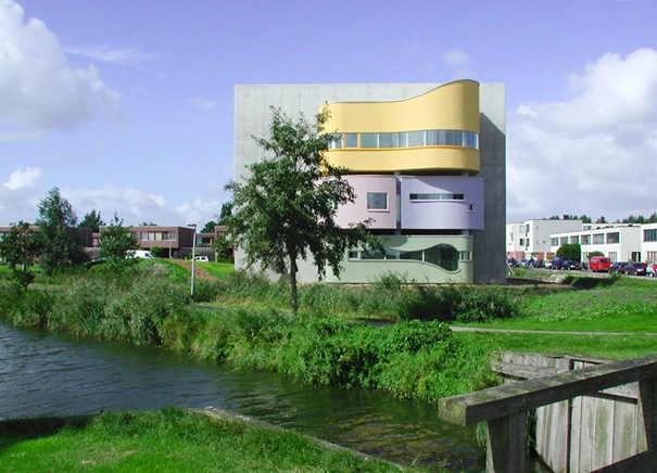 Wall House (Groningen, Netherlands)