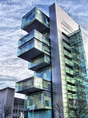Manchester Civil Justice Centre (Manchester, UK)