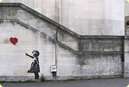 amazingurbanartgraffiti08 thumb - Amazing Graffiti Art by Banksy