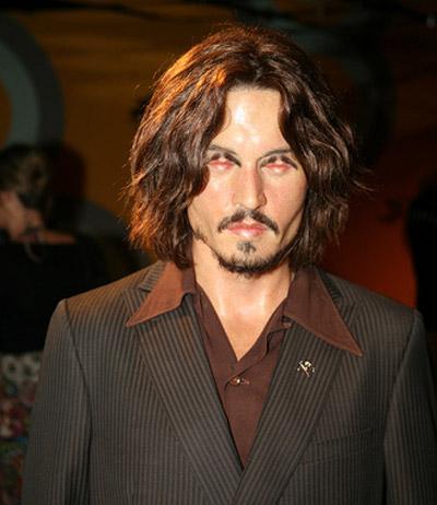 Johnny Depp Eyes