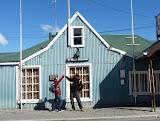 Première maison d'Ushuaia