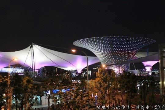 世界博覽會,世博軸