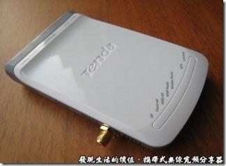 Tenda W150M,可攜式無線寬頻路由器