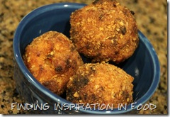 finding inspiration in food