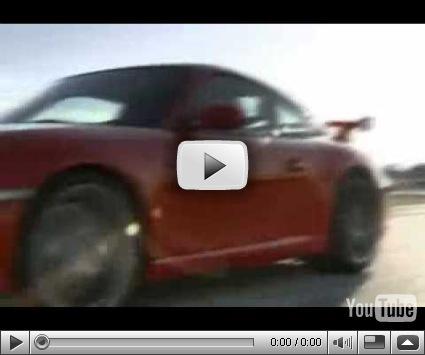 Vídeo-Porsche 911 GT3