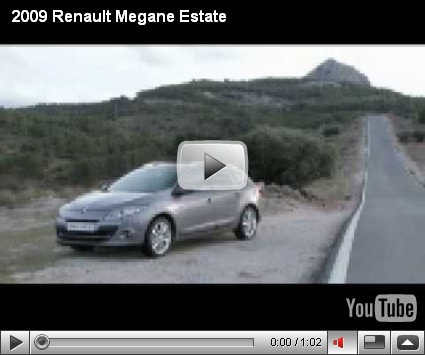Vídeo-Renault Mégane Grand Tour