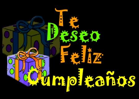 Tarjetas para enviar en un cumpleaño | Comentarios Web ...