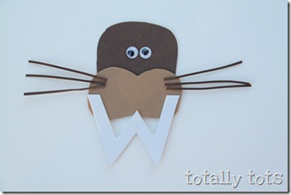 walrus craft