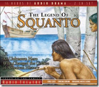 Legend of Squanto