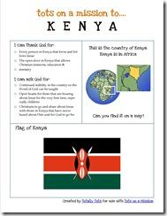 Kenya example