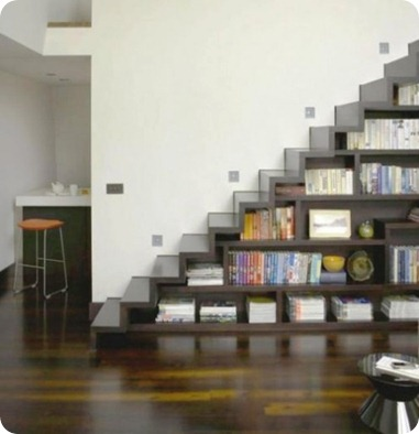 The-Inspirational-Bookcase-Stairs-Design