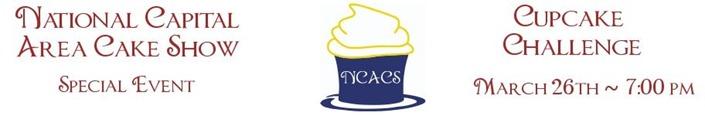 NCACS Cupcake challenge