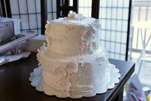 Communion Cake1