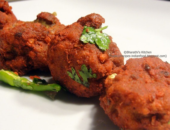 Hyderabadi Chicken 65 Recipe