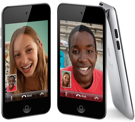 How to do FaceTime call on iPod Touch 4G