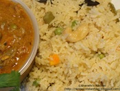 Indian Rice Recipes: Ghee Rice Recipe