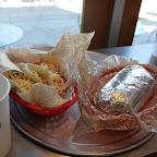 Chipotle Burrito in Menifee
