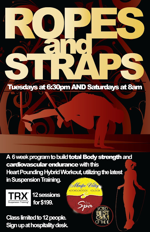 menifee valley athletic club ropes and straps