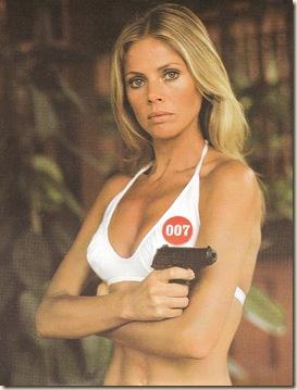James Bond Girls Hot