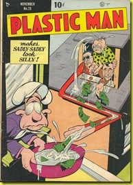 Plastic Man 20-01